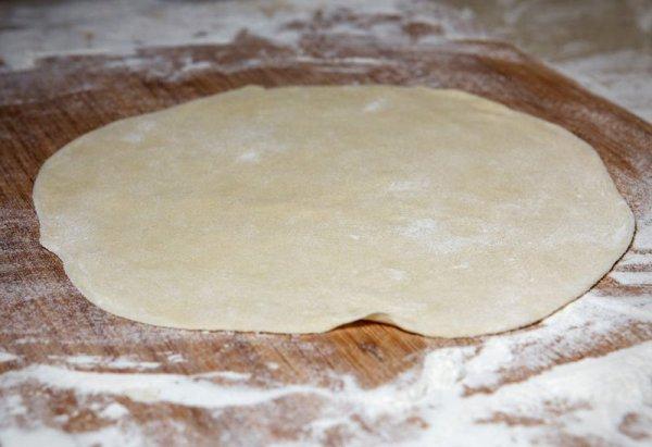 Как сделать заварное тесто для чебуреков