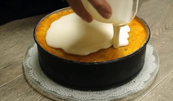 Торт эстерхази пошаговый