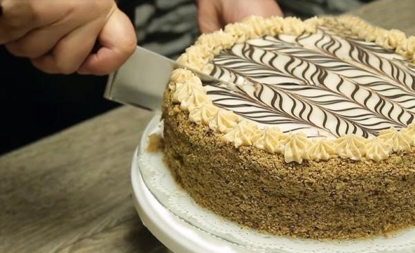 Торт эстерхази пошагово фото