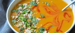 Тыквенный суп пюре