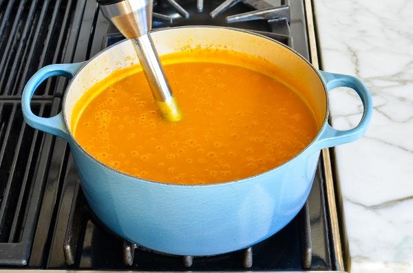 Тыквенный суп пюре классический рецепт со сливками