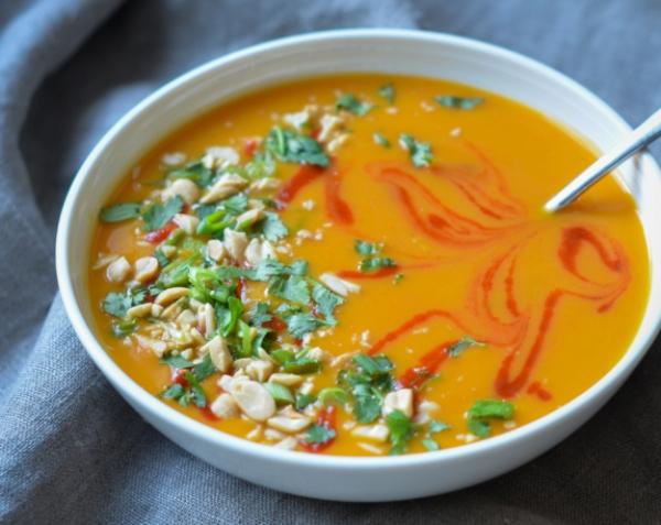 Тыквенный суп пюре классический рецепт с фото