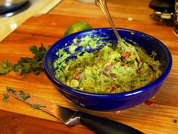 Рецепты с авокадо с фото