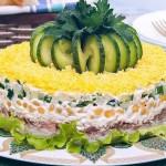 Вкусные салаты на праздничный стол рецепты