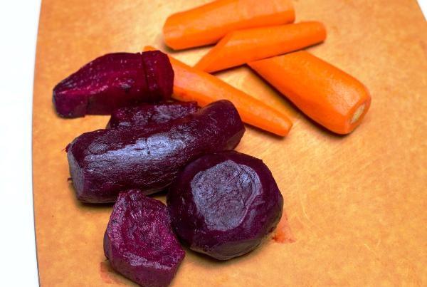 Салат из вареной свеклы рецепт с фото