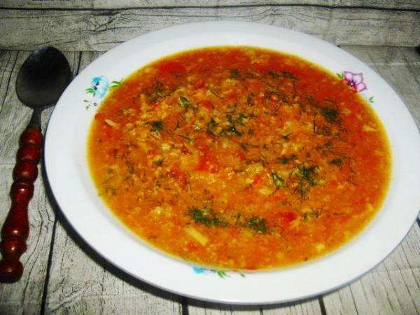Суп капустняк рецепт с квашеной капустой