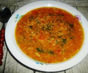 Суп с квашеной капустой рецепт с фото