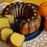 Апельсиновый кекс рецепт с фото