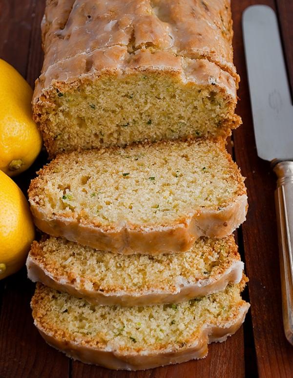 Лимонный кекс простой рецепт