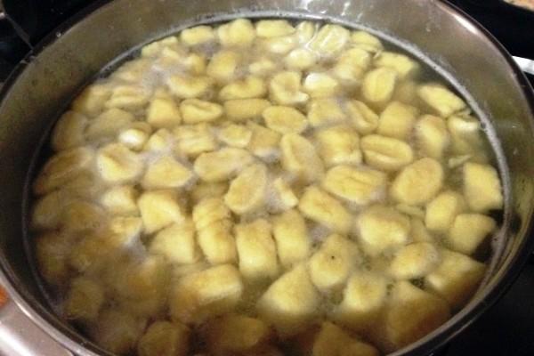 Ньокки рецепт с фото пошагово