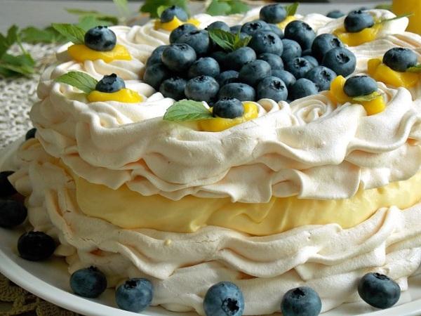 Торт анна павлова классический рецепт