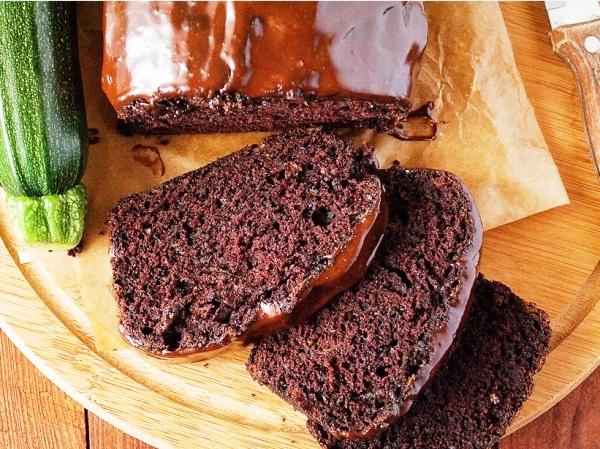 Шоколадный кекс в духовке