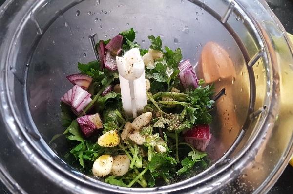 Соус чимичурри рецепт с фото