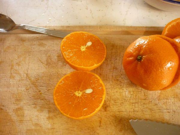 Варенье из мандаринов дольками рецепт