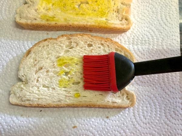 Брускетта рецепт в домашних условиях