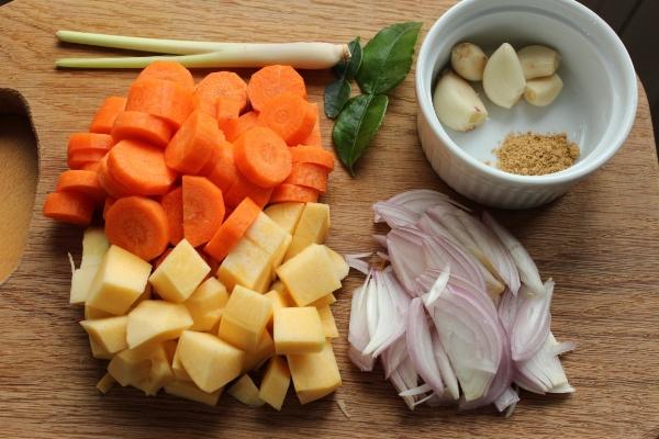 Морковный суп пюре диетический