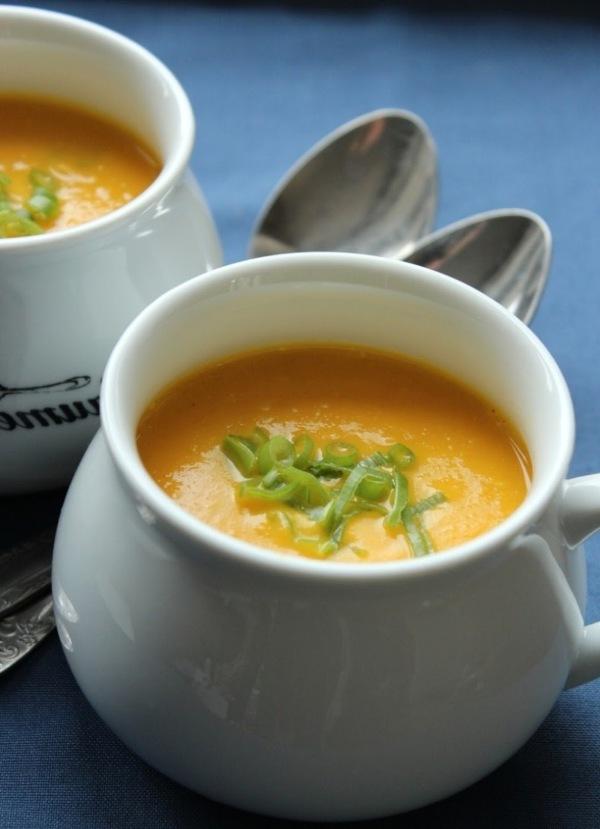 Диетический морковный суп пюре рецепт с фото