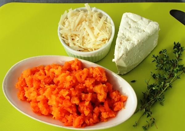 Пирог с морковью рецепт