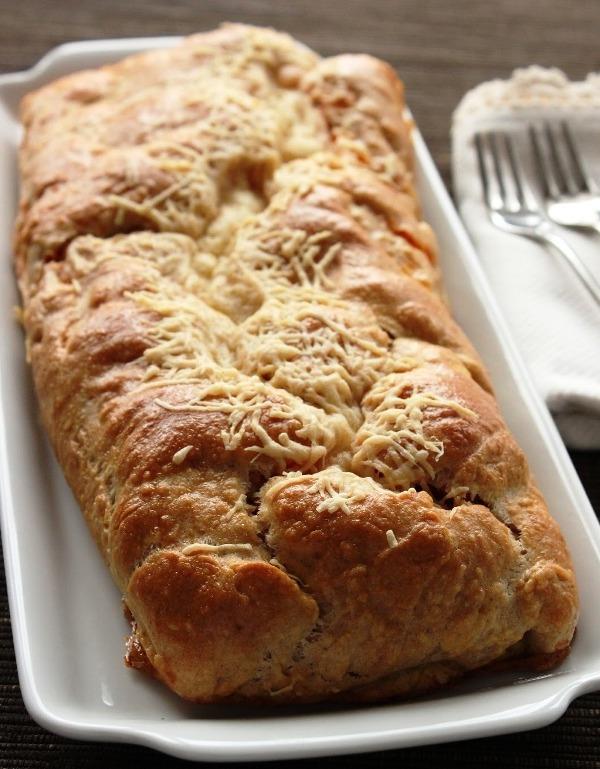 Пирог с морковной начинкой сладкий из сдобного теста