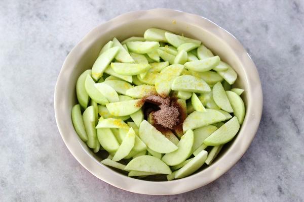 Яблочный пирог рецепт шарлотка