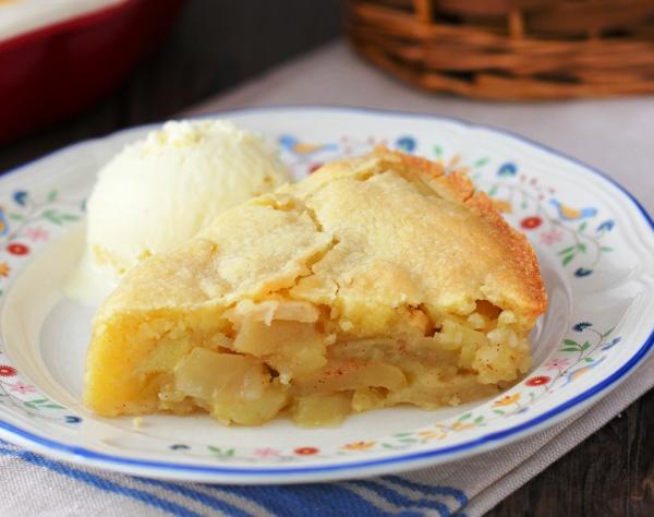 Яблочная шарлотка рецепт с фото пошагово