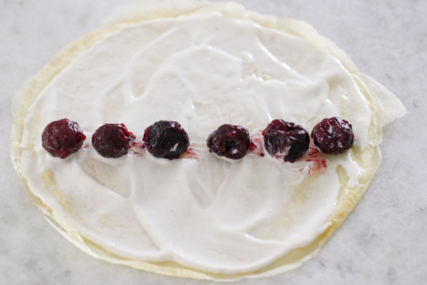 Торт монастырская изба из блинов