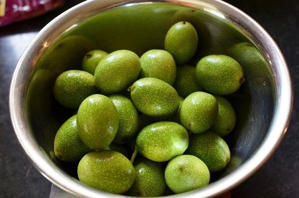 Варенье из грецких орехов зеленых рецепт