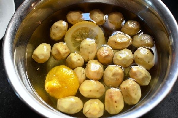 Варенье из грецкого ореха рецепт с фото