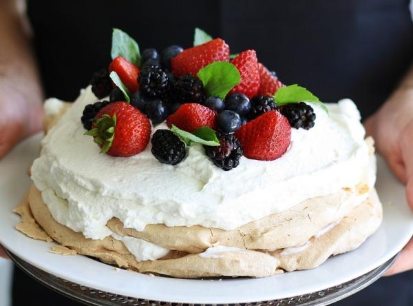 Торт творожный рецепт с фото в домашних условиях
