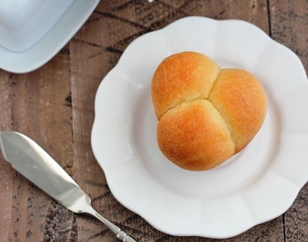 Рецепт сдобных сладких булочек