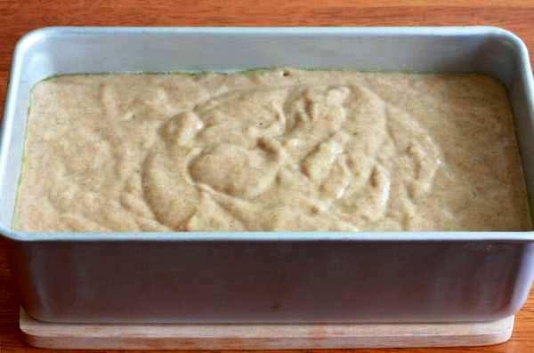 Рецепт вкусного бананового кекса