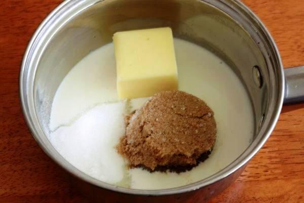Глазурь для бананового кекса