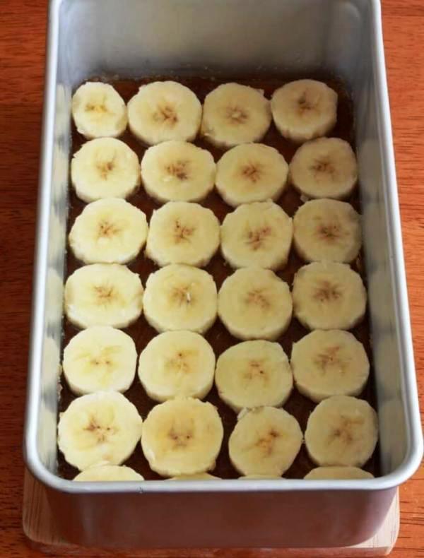 Банановый кекс простой рецепт