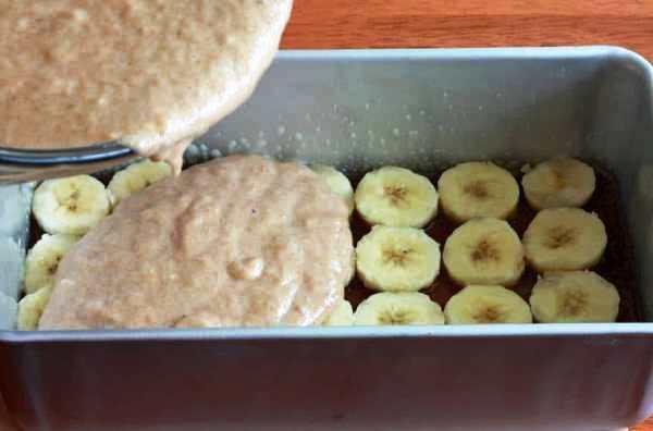 Кекс банановый рецепт пошаговый с фото