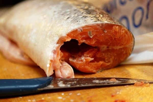Сочная горбуша в духовке рецепт с фото