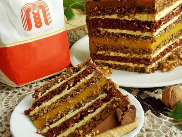 Торт ореховый рецепт с фото