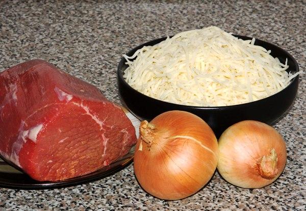 Рецепт жаркого из говядины