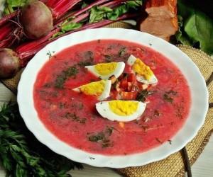 Ботвинья рецепт классический горячая