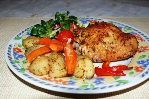 Куриные ножки в духовке рецепты с фото