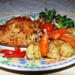 Как приготовить вкусные куриные ножки в духовке