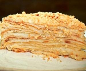 Торт наполеон в домашних условиях простой рецепт
