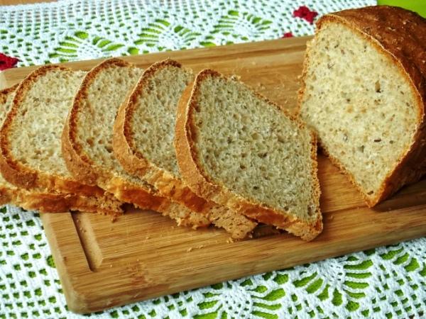 Испечь хлеб в домашних условиях в духовке