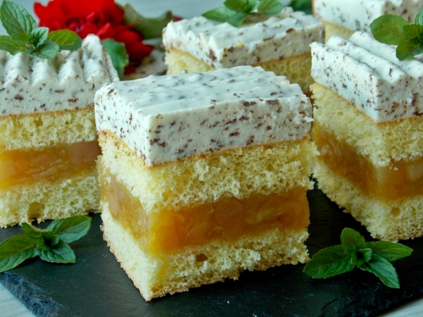 Яблочный торт рецепт с фото пошагово