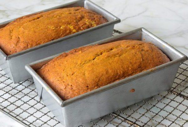 Тыквенный хлеб рецепт легкий простой