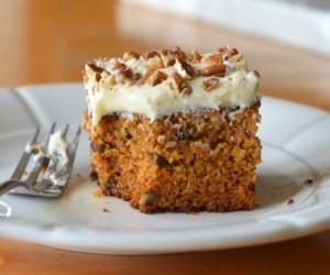 Морковный торт рецепт с фото пошагово