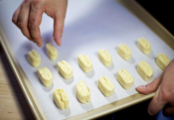Как испечь печенье ушки в домашних условиях
