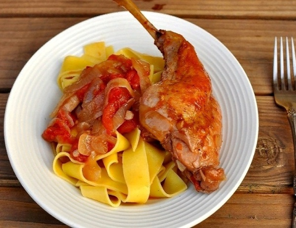 Как вкусно приготовить кролика в духовке