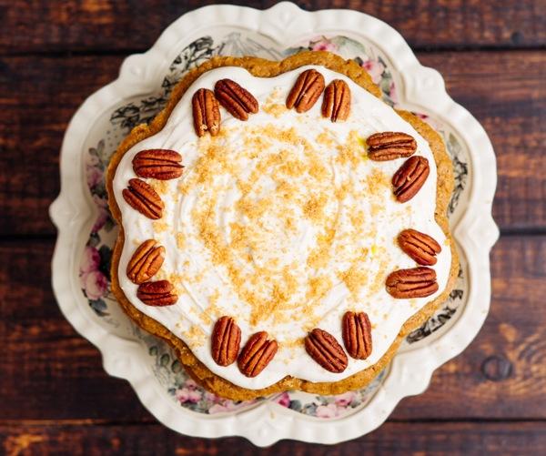 Морковный торт классический рецепт