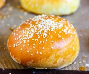 Как испечь булочки для гамбургеров