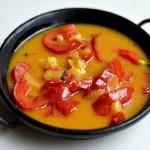 Рецепт сладкого маринованного с горчицей перца болгарского на зиму